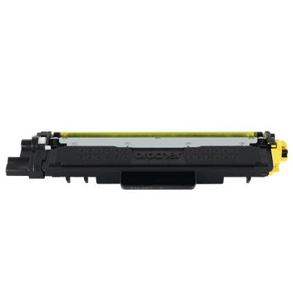 Brother High Yield Yellow Toner Cartridge (2300 Yield)