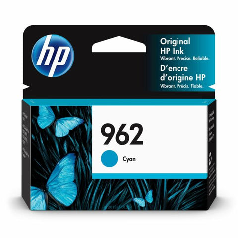 HP HP 962 (3HZ96AN) Cyan Original Ink Cartridge (700 Yield)