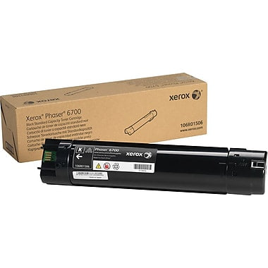 Xerox Phaser 6700 Black Toner Cartridge (7100 Yield)
