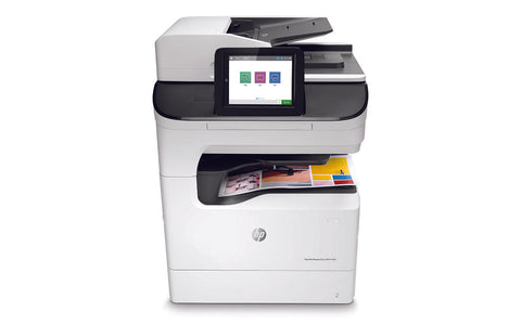 HP PageWide Managed Color MFP E77650dns