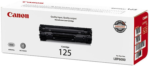 Canon, Inc CARTRIDGE 125