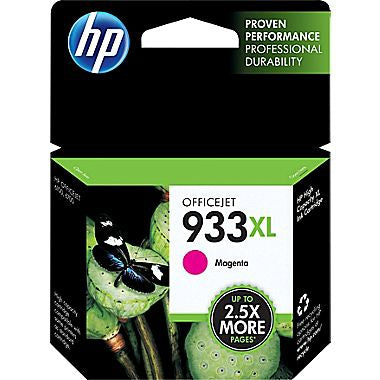 HP 933XL (CN055AN) High Yield Magenta Original Ink Cartridge (825 Yield)