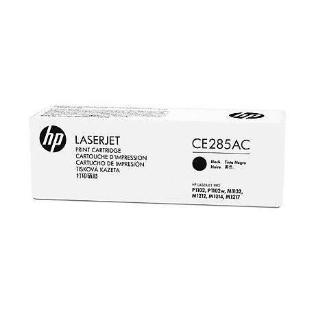 HP CE285AC Monochrome 1,600 Yield Contracted Toner