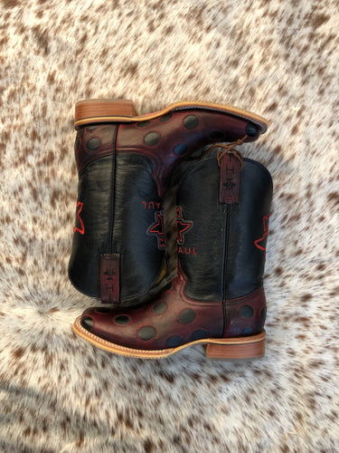 Ladybug Boot by Tin Haul