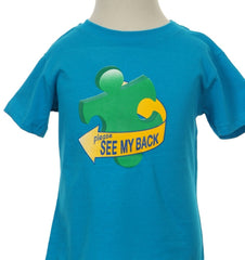 T-Shirt - Children's Autism