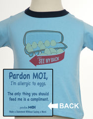 T-Shirt - Egg Allergy