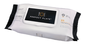 Perfect Plate Wipes 12pk - Full Case - 960 ct
