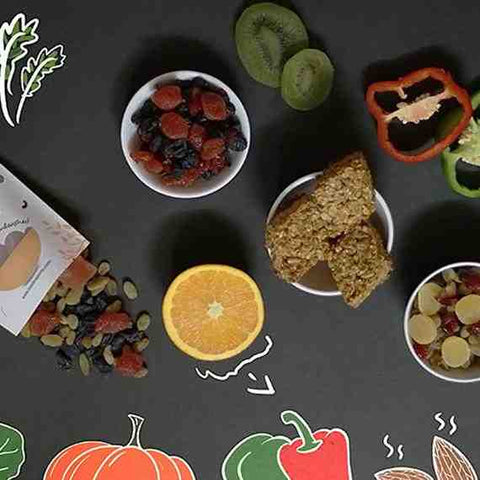 Rich Fiber Contain Snacks Combo Online