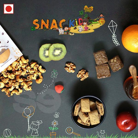 Snackid - variety box