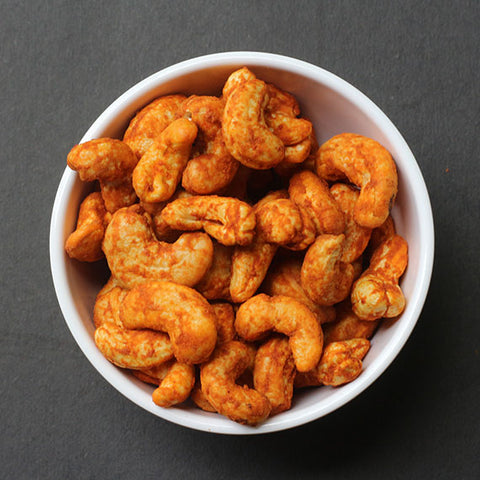Buy red chilli cashews snacks Online Healthy Snacks online