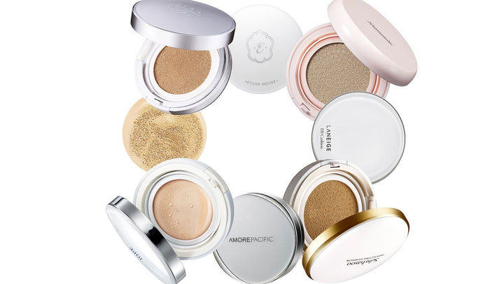An Introduction to Cushion Foundations  & Why We Love Them