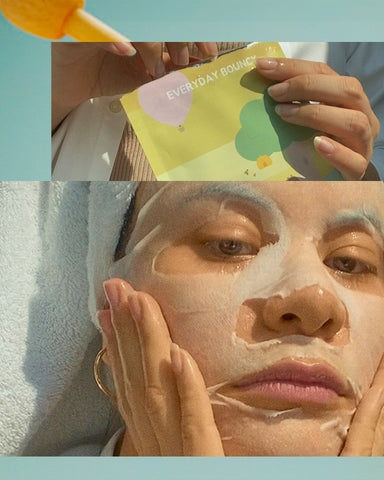 Everyday Bouncy Sheetmask Package