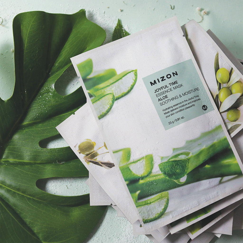 Mizon Joyful Time Aloe Sheet Mask