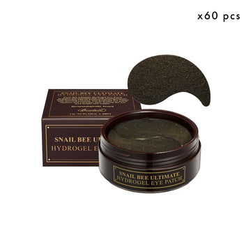 Benton Snail Bee Ultimate Hydrogel Eye Patch 60pcs - kosamebeauty