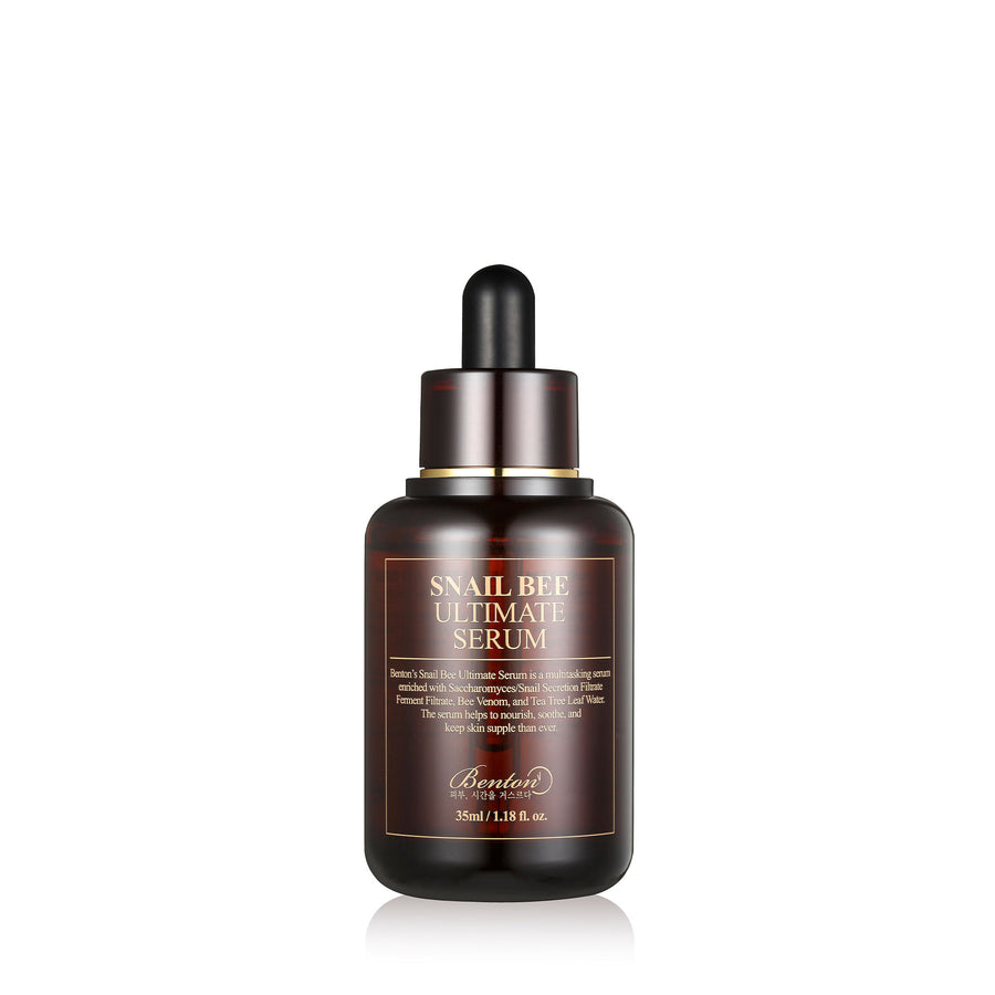 Benton Snail Bee Ultimate Serum 35ml - kosamebeauty