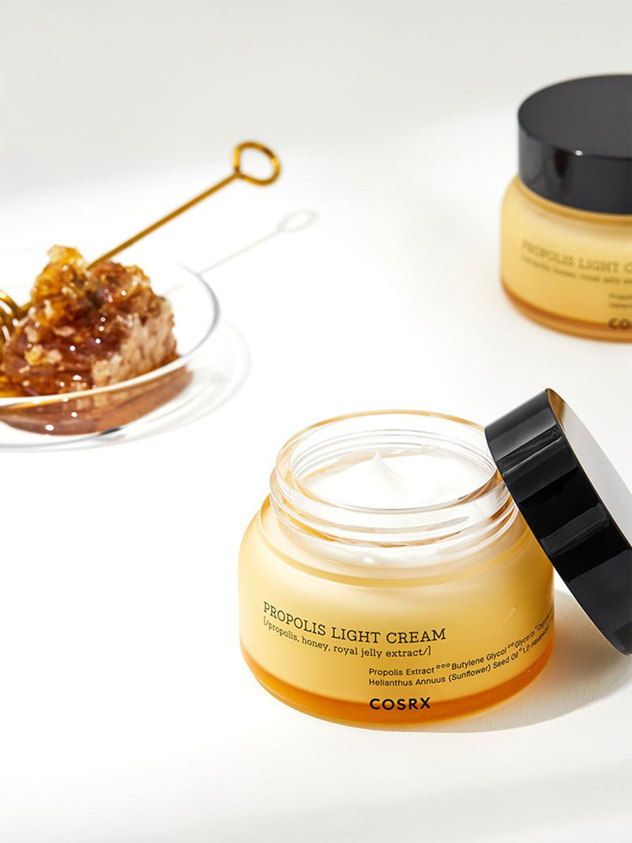 COSRX Full Fit Propolis Light Cream 65 ml - Kosame Beauty