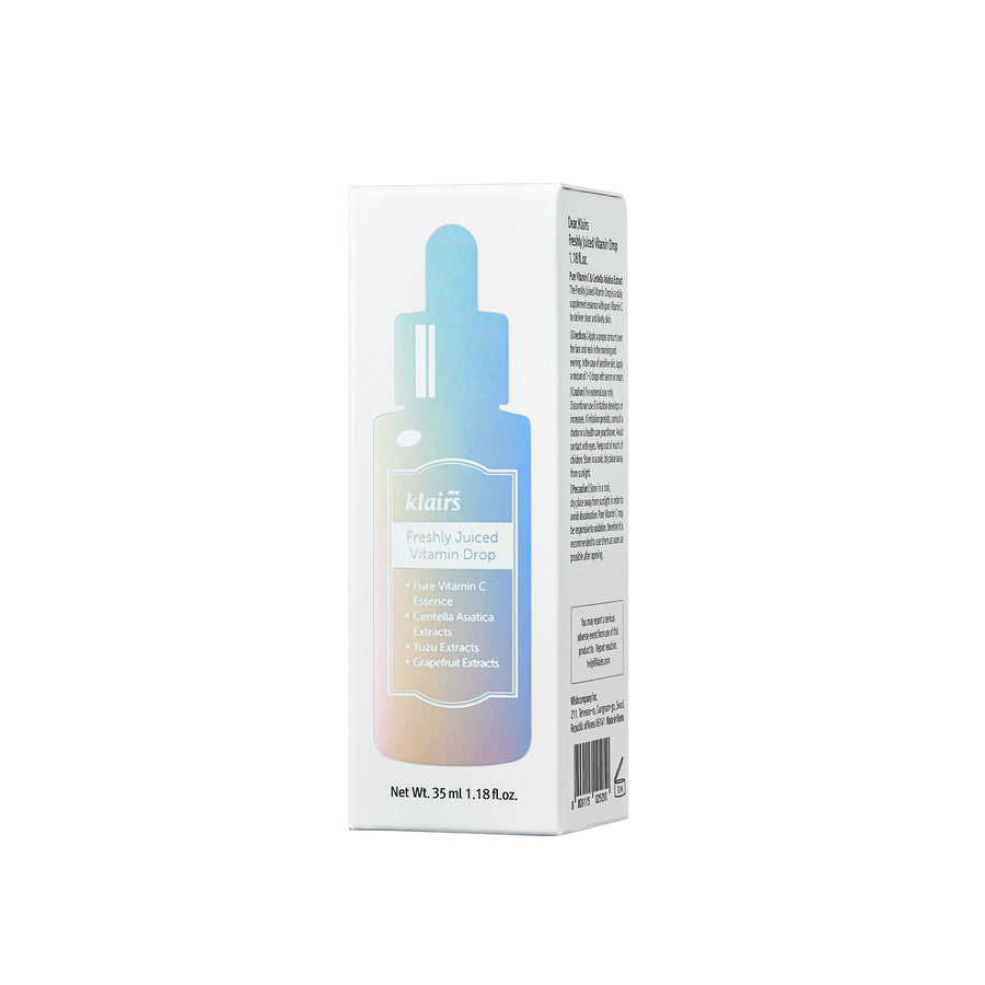 Klairs Freshly Juiced Vitamin Drop 35ml - kosamebeauty