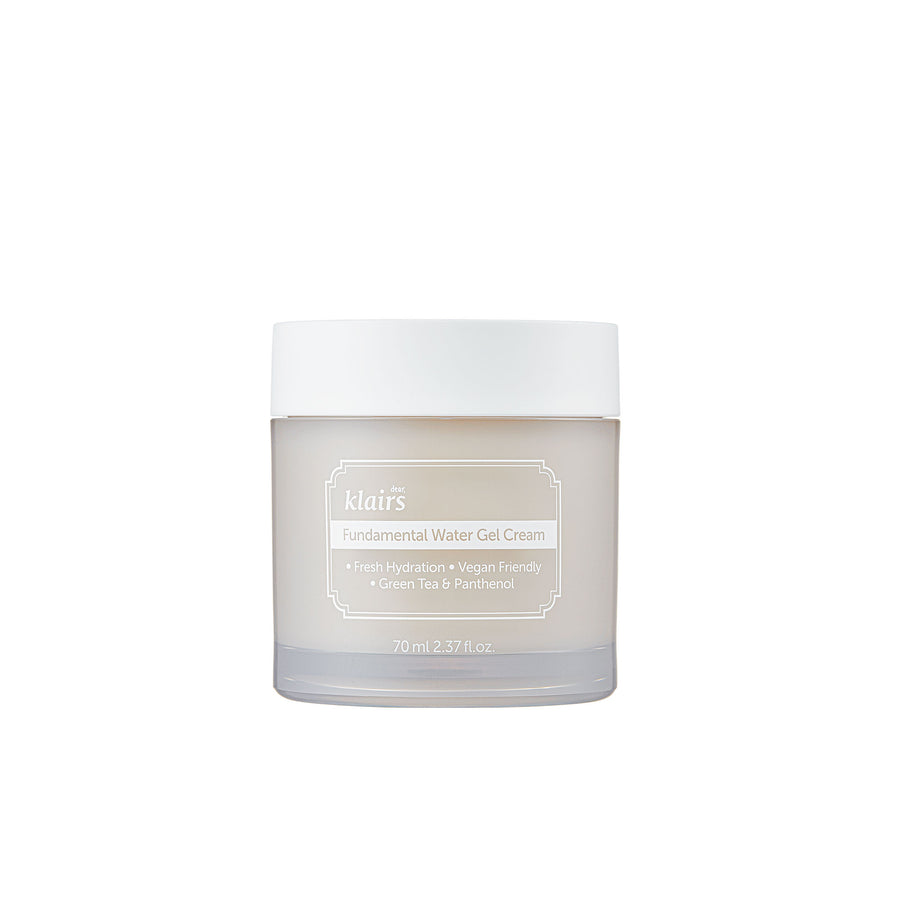 Klairs Fundamental Water Gel Cream 70ml - kosamebeauty