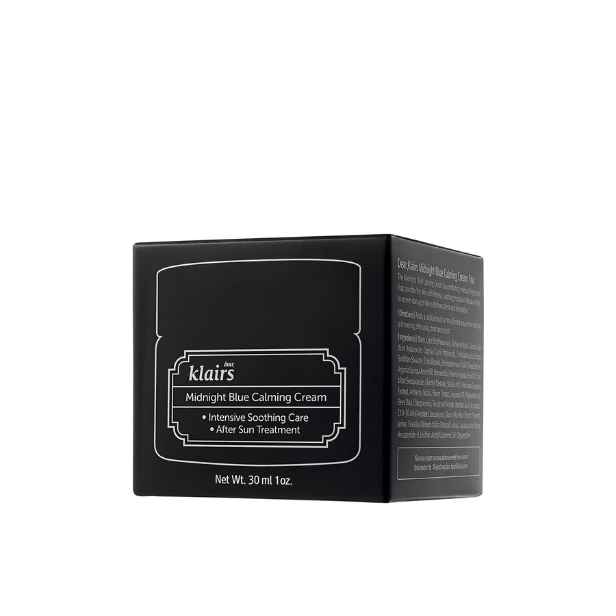 Klairs Midnight Blue Calming Cream 30ml - kosamebeauty