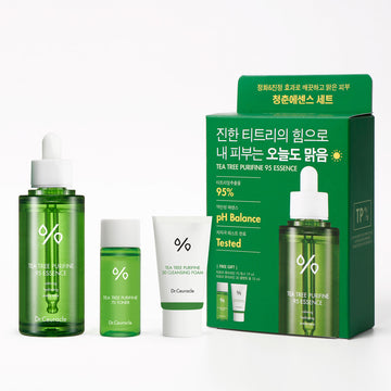 Dr. Ceuracle Tea Tree Purifine Set - Kosame Beauty