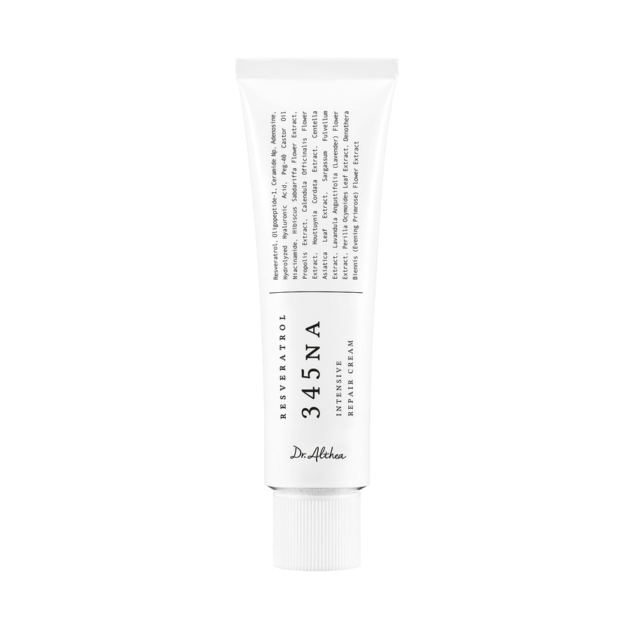 Dr. Althea Resveratrol 345NA_Intensive Repair Cream 50ml - kosamebeauty