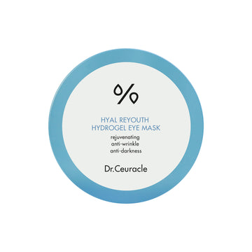 Dr. Ceuracle Hyal Reyouth Hydrogel Eye Mask 60 pieces - kosamebeauty