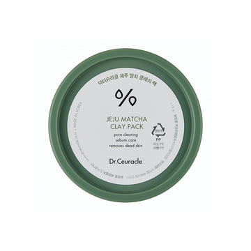 Dr. Ceuracle Jeju Matcha Clay Pack 115g - Kosame Beauty