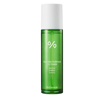 Dr. Ceuracle Tea Tree Purifine 70 Toner 100ml - kosamebeauty
