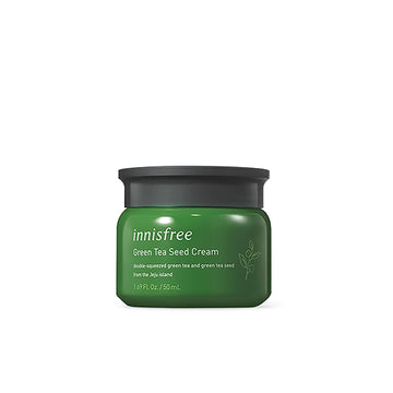 Innisfree Green Tea Seed Cream - kosamebeauty