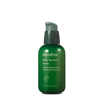 Innisfree Green Tea Seed Serum - kosamebeauty