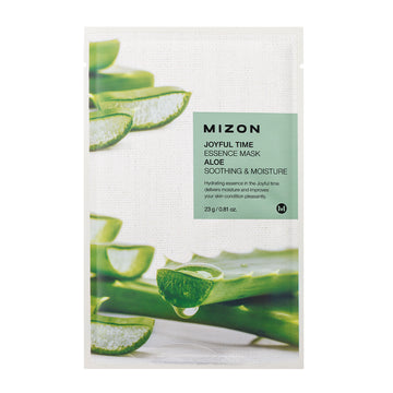 Mizon Joyful Time Essence Aloe Sheet Mask 23g - Kosame Beauty