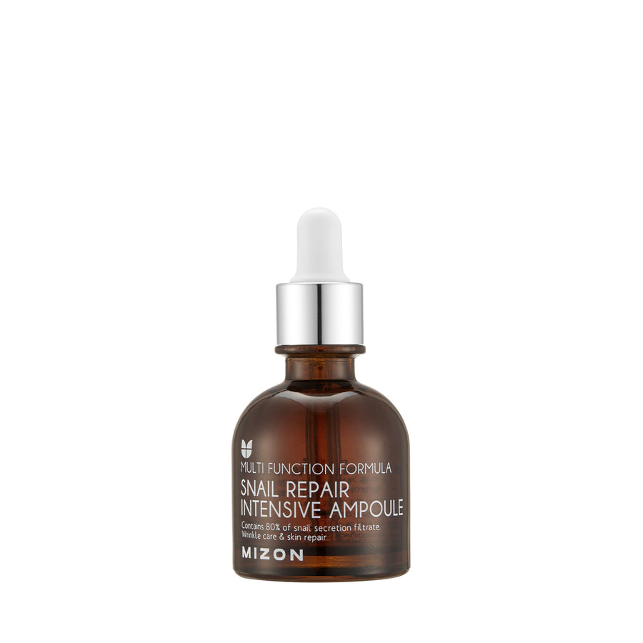 Mizon Snail Repair Intensive Ampoule 30ml - kosamebeauty