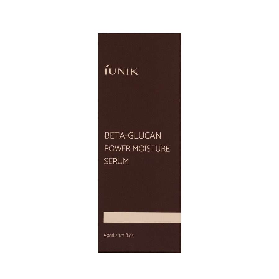 iUNIK Beta Glucan Power Moisture Serum 50ml - Kosame Beauty