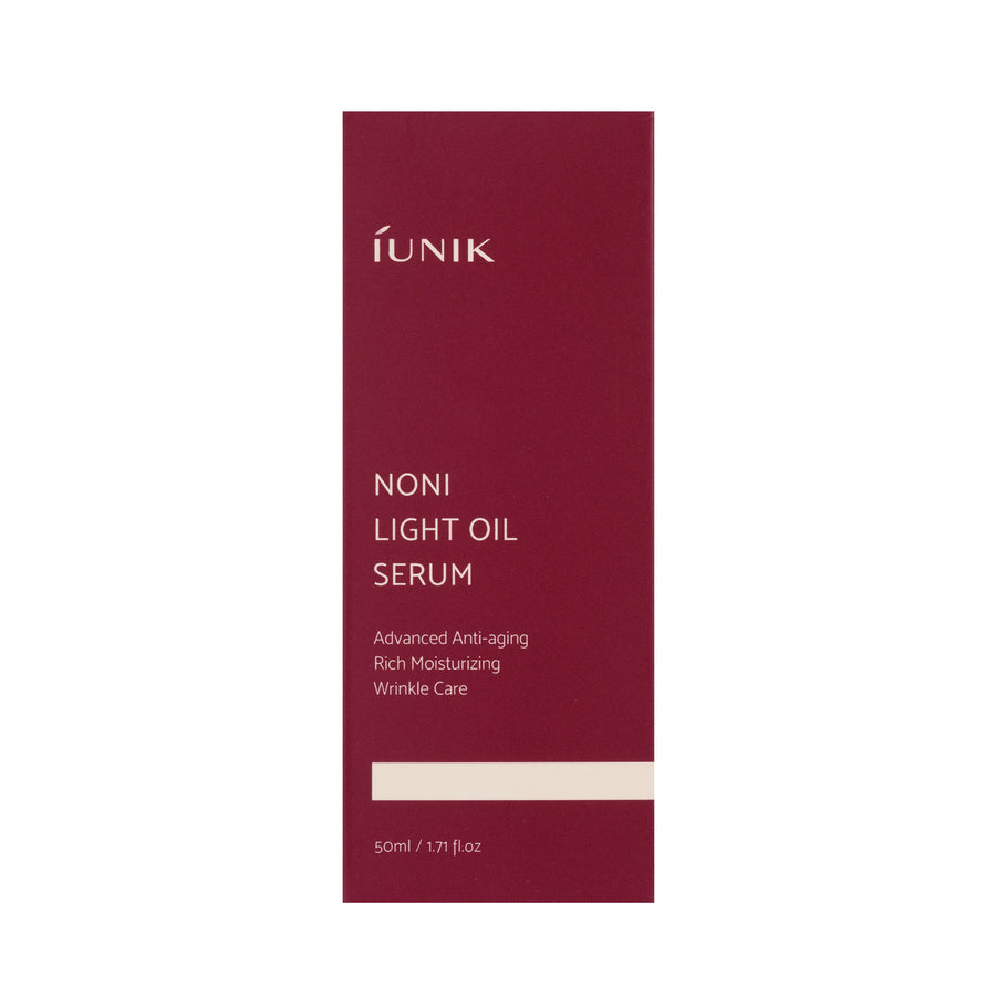 iUNIK Noni Light Oil Serum 50ml - kosamebeauty