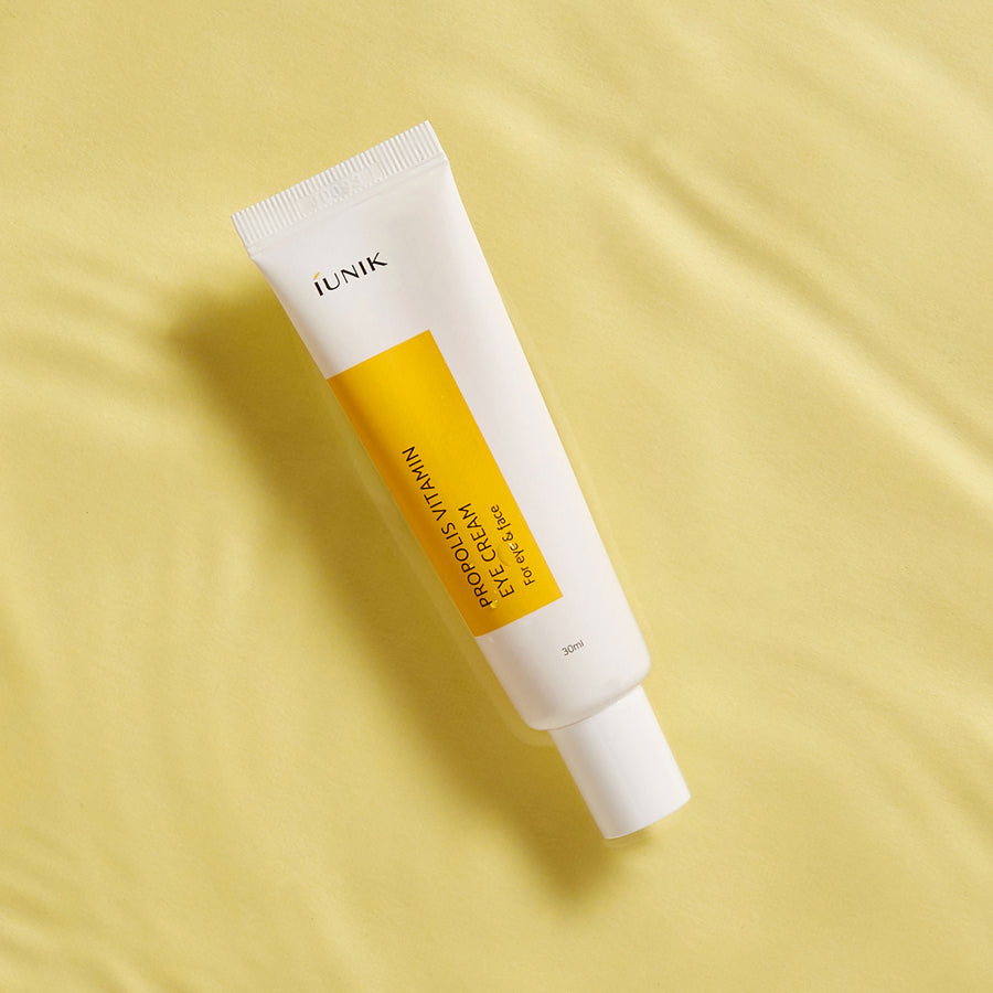 iUNIK Propolis Vitamin Eye Cream 30ml - Kosame Beauty
