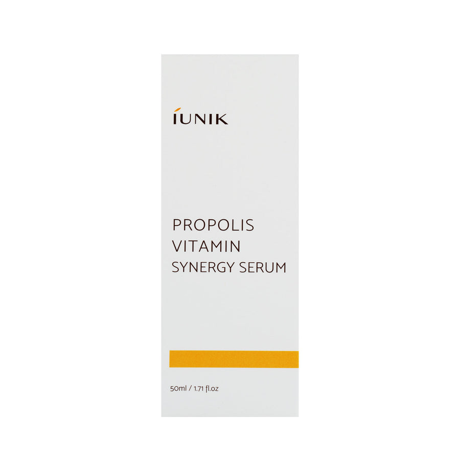 iUNIK Propolis Vitamin Synergy Serum 50ml - kosamebeauty