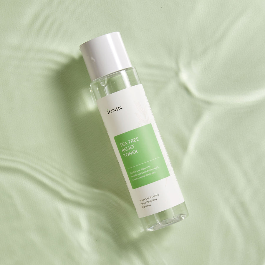 iUNIK Tea Tree Relief Toner 200ml - Kosame Beauty