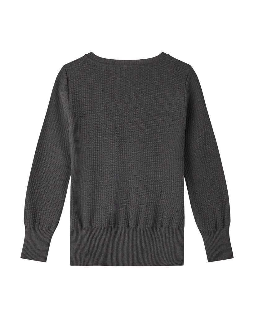 Harvest Cotton Jumper - Grey