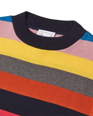 Wildnis Cotton Jumper - Multi