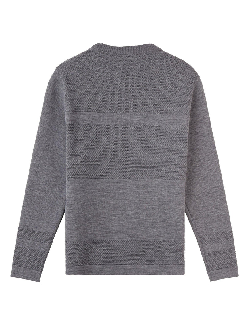 Wex Sailor Sweater - Grey