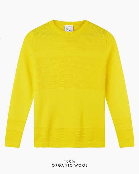 Wex Sailor Sweater - Yellow