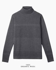 Wex Sailor Turtleneck - Grey