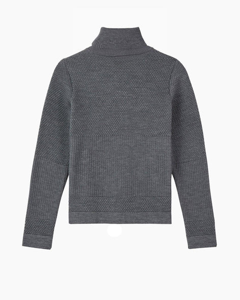Fiord Seed Turtleneck - Grey