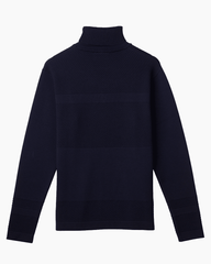 Wex Sailor Turtleneck - Navy
