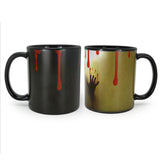 Ghost Color Changing Coffee Mug