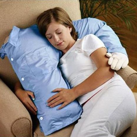 Boyfrient Arm Pillow