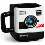 Retro Style Photographic Camera Lovers Tea Coffee Mug