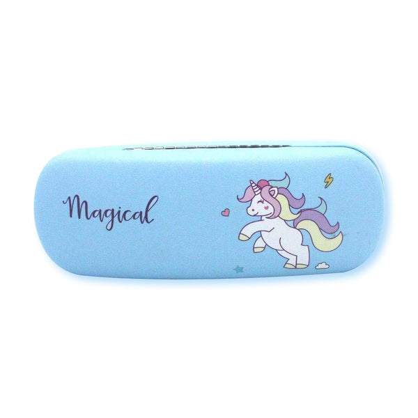 Unicorn Eyeglass Case