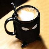 Ninja Black Coffee Mug