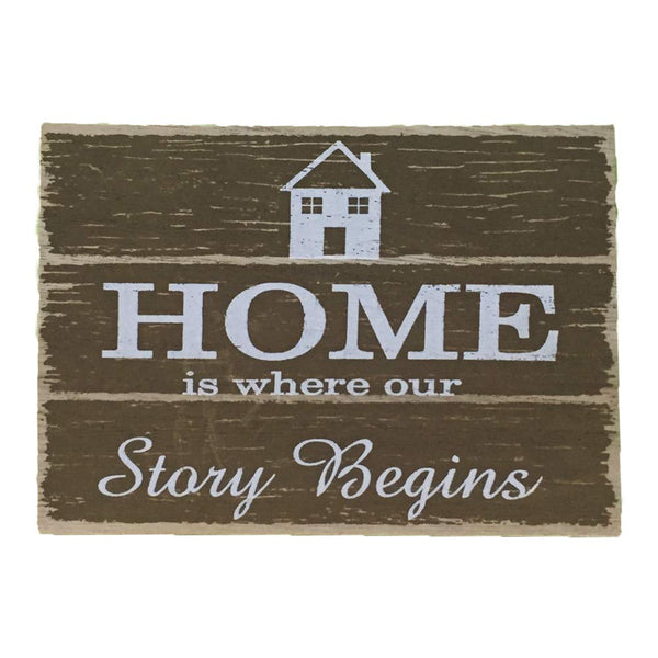 Home is where Wall Hanging